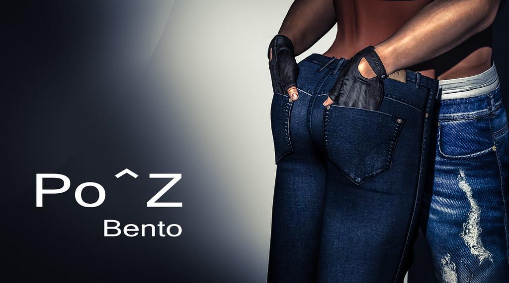 Po6Z Bento - Stay close ( couple pose ) - TeleportHub.com Live!