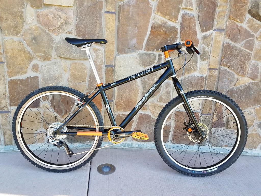 04fd4ede7cc 1995 Stumpy M2 - retromod and fork experiment! - Bike Forums