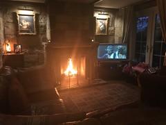 Croftfoot toasty livingroom