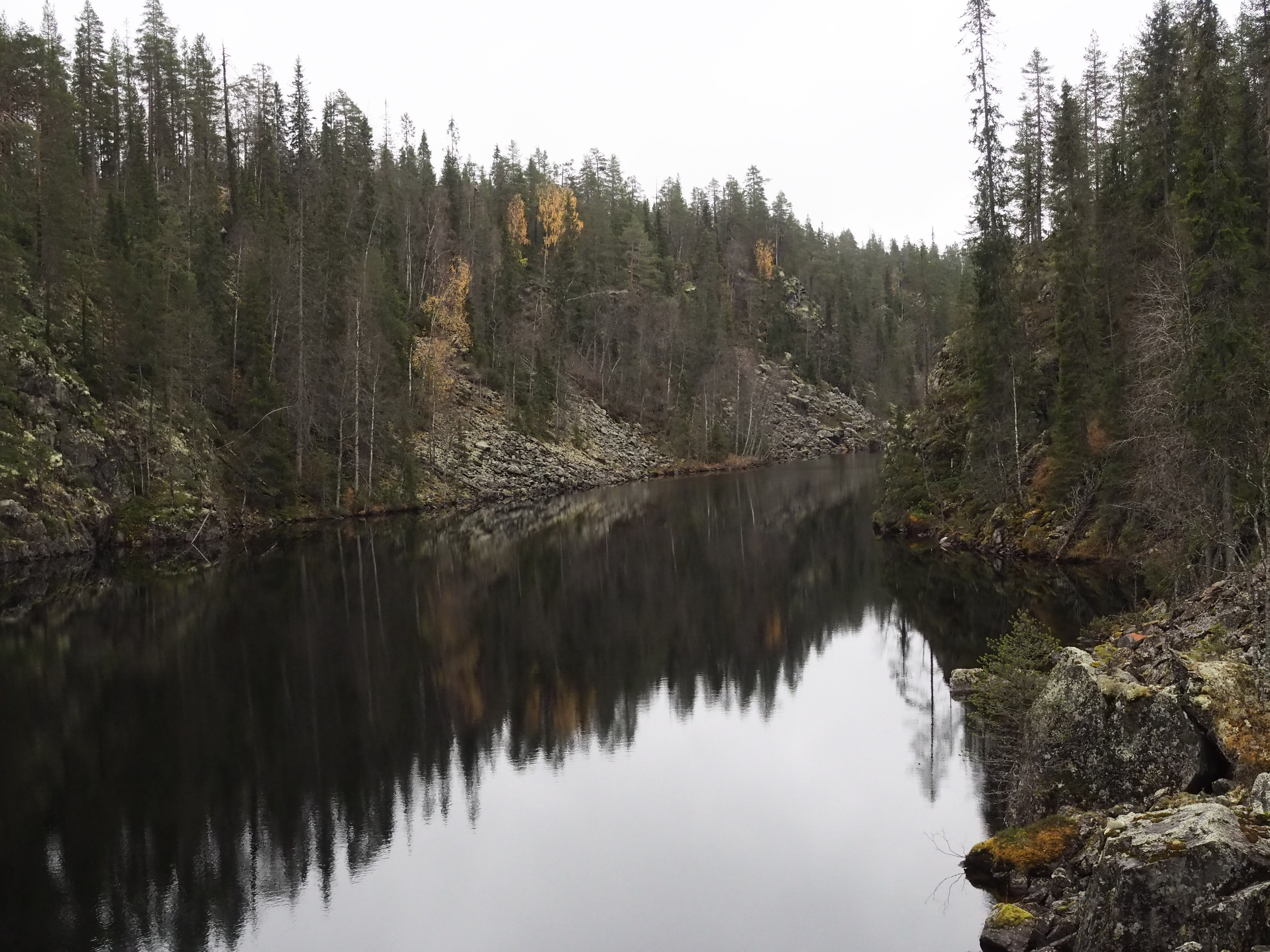 hossa kansallispuisto