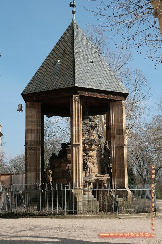 Шпайер - город в федеральной земле Рейнланд-Пфальц фото