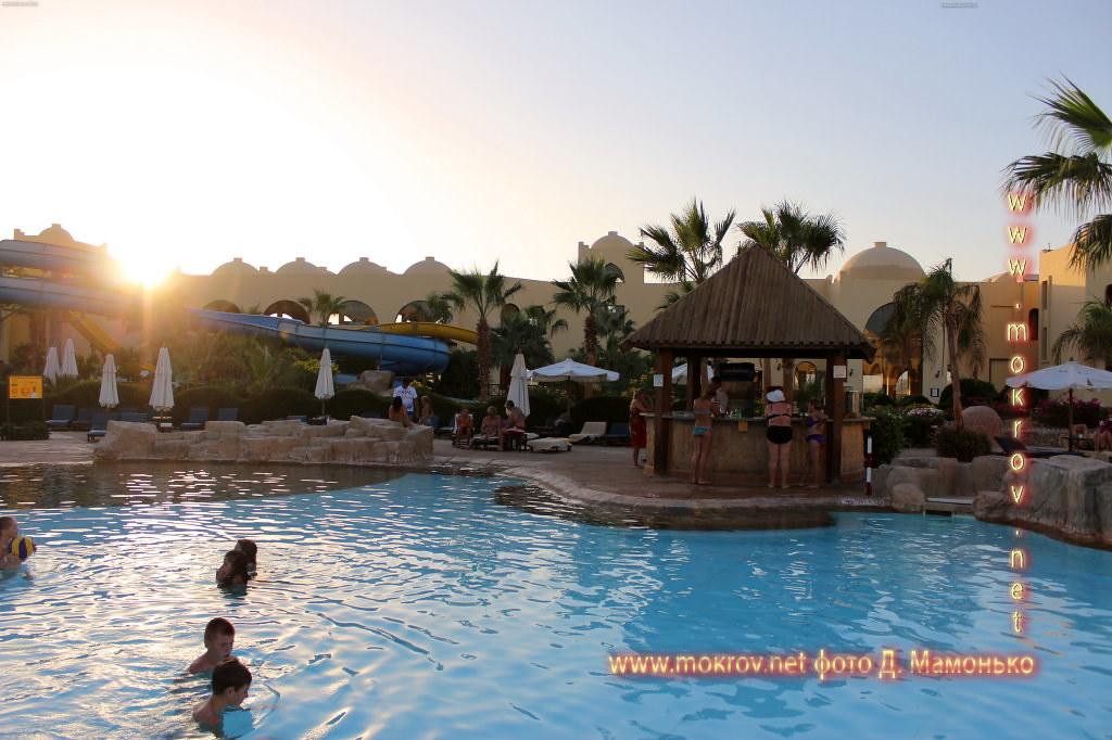 Шарм-эш-Шейх — город-курорт в Египте фотопейзажи