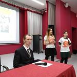 Второе выступление в СПБГИПСР. поэт Александр Меркушев