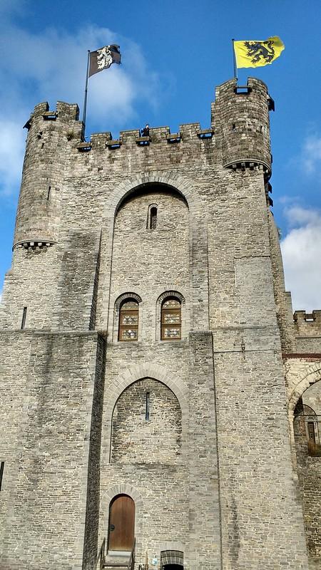 Gravensteen - Castillo de los Condes de Flandes gravensteen- el castillo de los condes de flandes - 37848815444 f99f1a4b12 c - Gravensteen- el Castillo de los Condes de Flandes