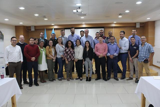 4a. reunión plenaria de socios Guatemala