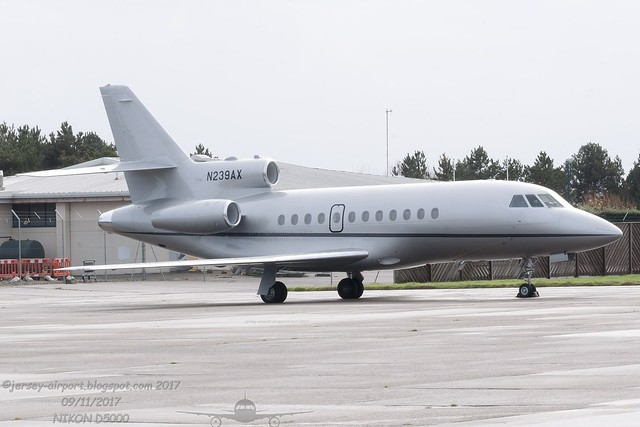 N239AX Dassault Falcon 900