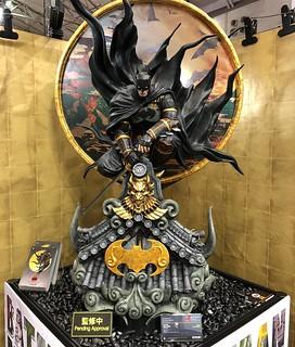 戰國英豪氣魄的極致演繹!!Prime 1 Studio《忍者蝙蝠俠》Batman Ninja ニンジャバットマン 1/4 比例雕像作品 試作品公開!!