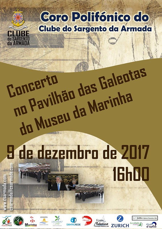A4 - Concerto Museu da Marinha