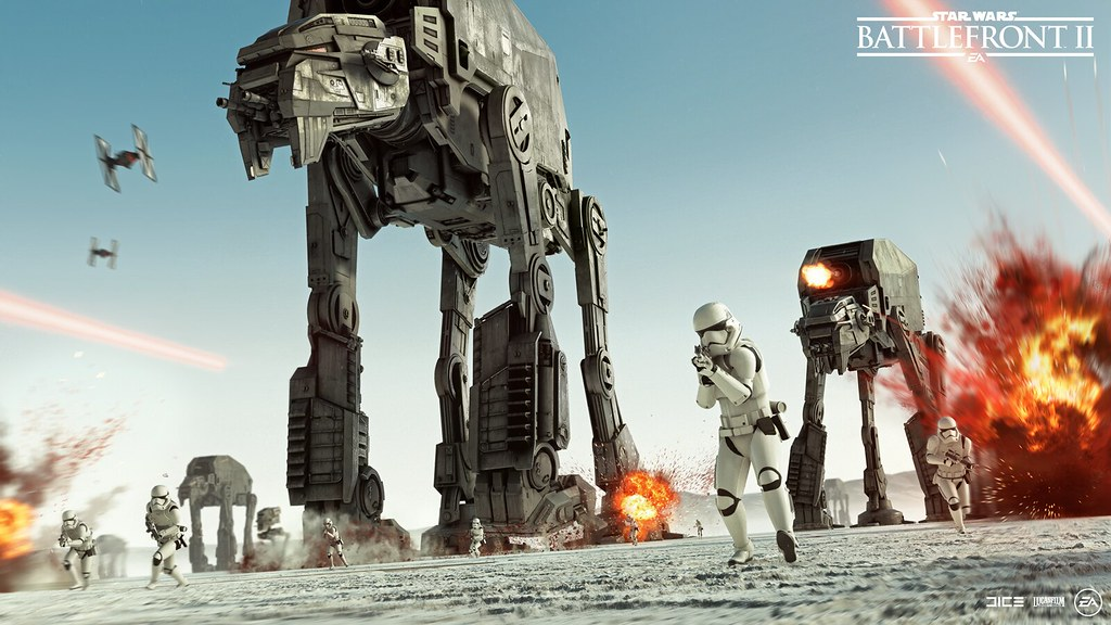 Star Wars Battlefront II: The Last Jedi season