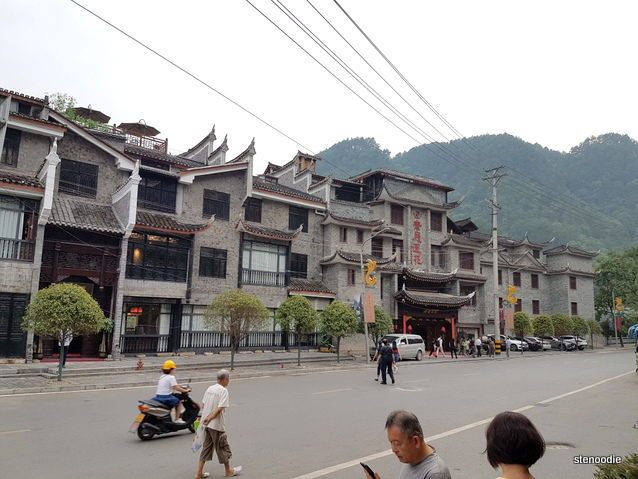 Fenghuang Ancient Town streets