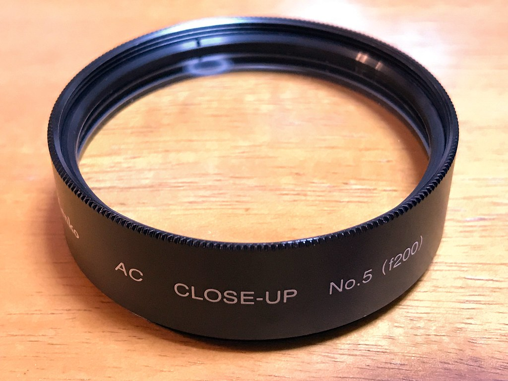 closeup lense No.5