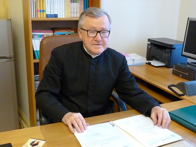 Biskup Nominat Andrzej Kaleta