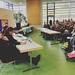 Schulbesuchstag: Anlässlich des 9. November erinnern die Abgeordneten des Landtags Rheinland-Pfalz an den Wert unserer #Demokratie @ IGS Osthofen, 09.11.2017