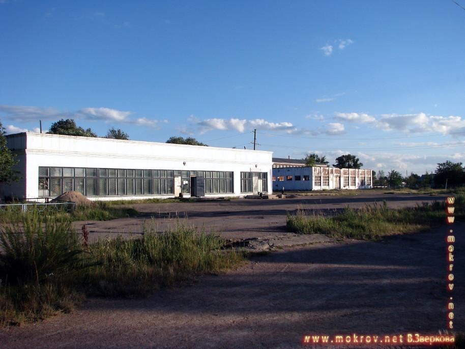 Город Макинск, Магазин на Ул. Дзержинского.