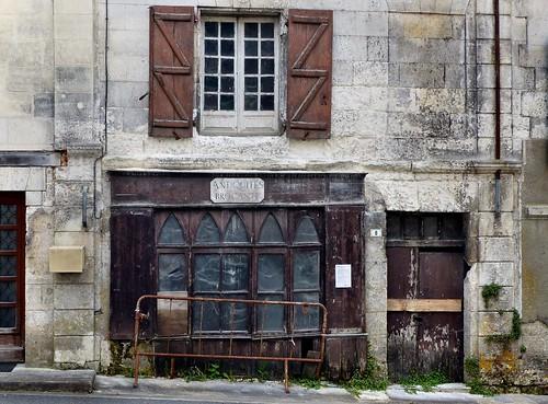 La Rochebeaucourt-et-Argentine - Brocante