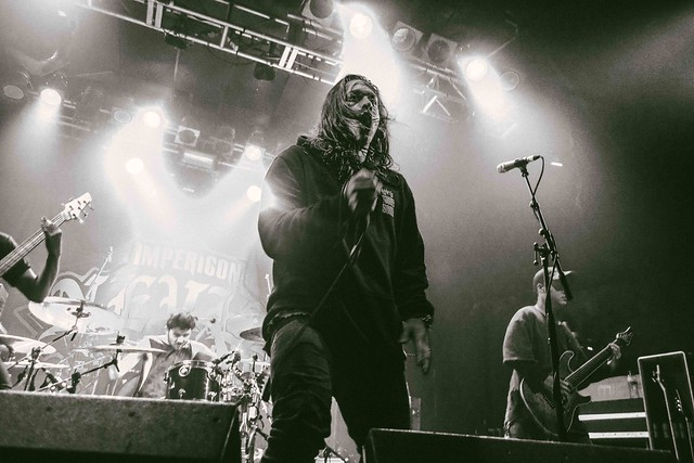 Polaris - Never Say Die Tour -Electric Ballroom - 05/11/17