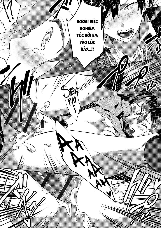 HentaiVN.net - Ảnh 15 - Sakura Crisis! - さくらクライシス! - Chap 1