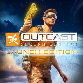 Outcast – Second Contact Launch Edition