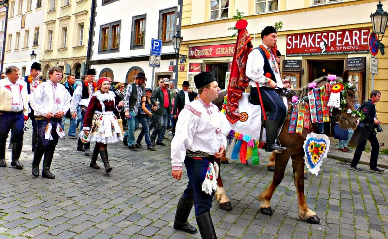 Spring Festivals in Prague