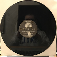 WU-TANG CLAN:THE W(RECORD SIDE-A)