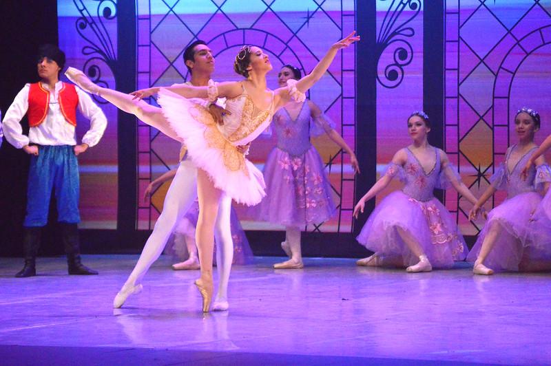El Cascanueces, Ensamble de Danza Clásica del CCOY