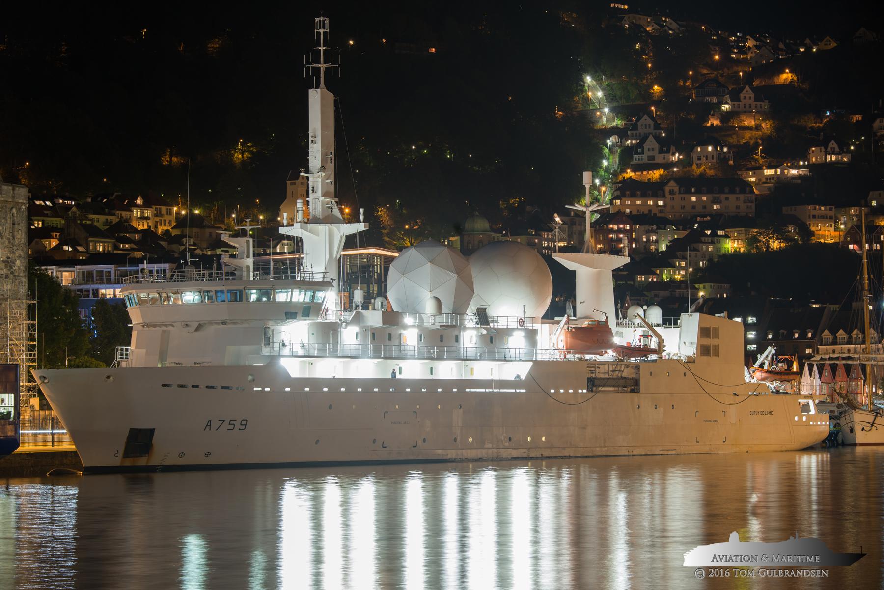 A759 Dupuy de Lôme (navire collecteur de renseignements) 38365912152_d21331912b_o
