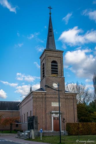 Wijer, Sint-Pietersbandenkerk.