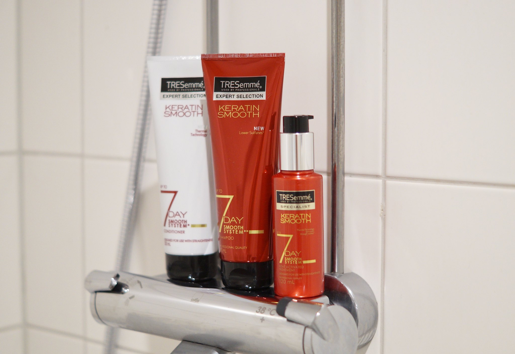 TRESemmé keratin smooth 1