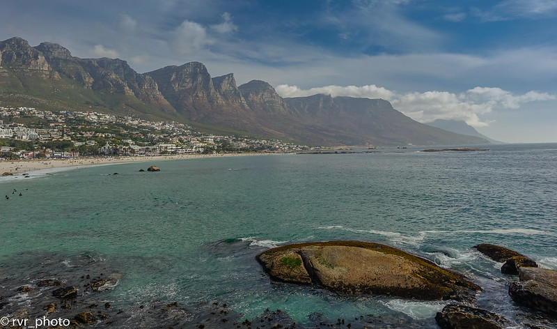 Camps Bay, Cape Town, Sudáfrica