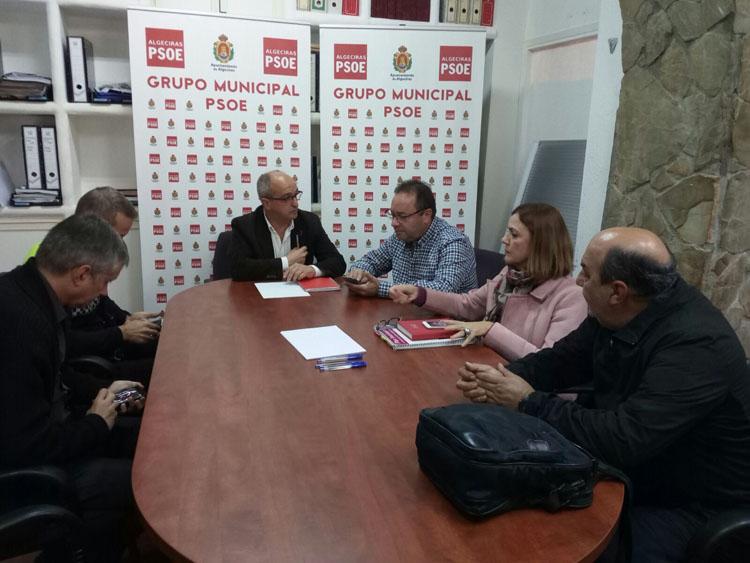 20171121-GM PSOE Junta reunión2