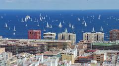 Salida de La Regata ARC 2017 - Atlantic Rally for Cruisers - Las Palmas de Gran Canaria
