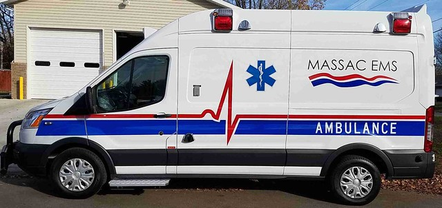 Illinois ambulance