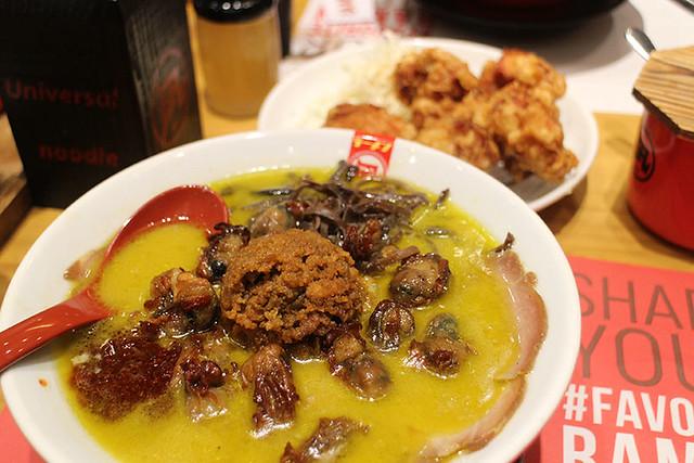 Ramen Nagi Last Quarter Syndrome Stress Health Food