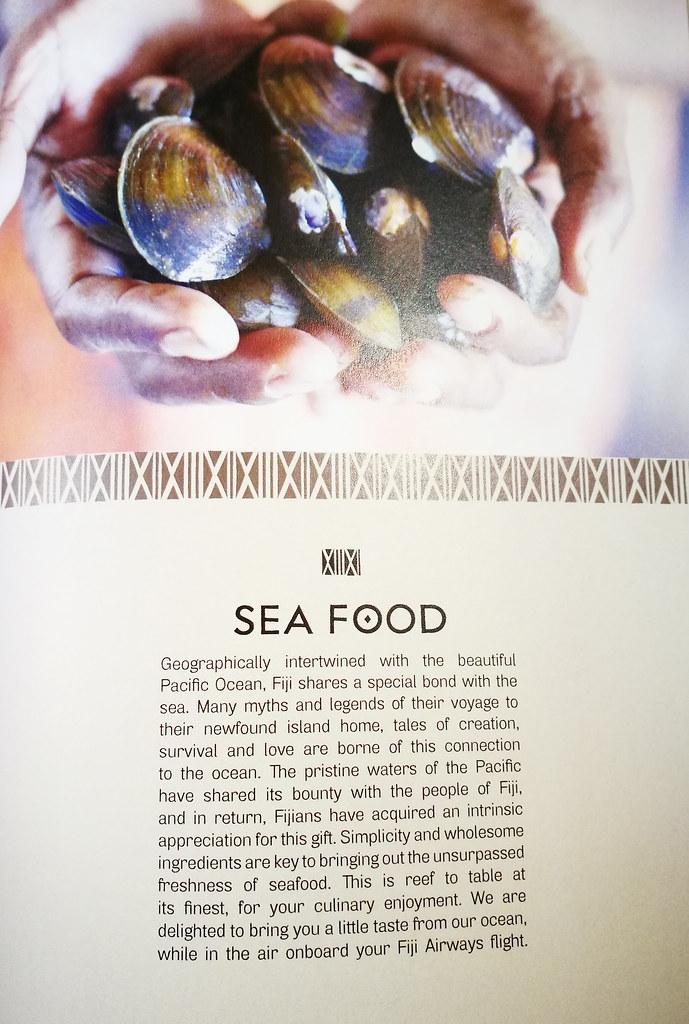 Seafood prologue