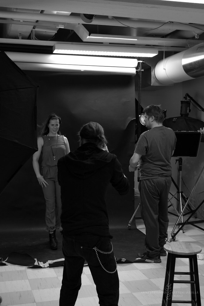 BTS - Studio Workshop