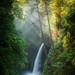 Metlako Falls by Gary Randall