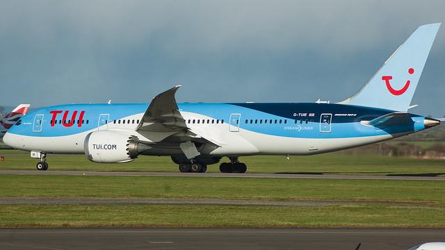 G-TUIE - TUI 788 @ Cardiff Airport 251117