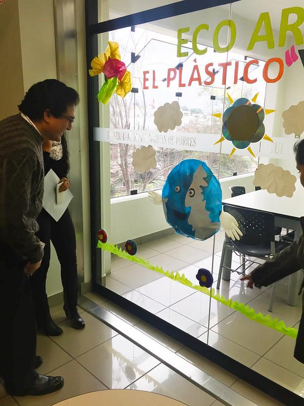 La Facultad de Medicina humana realizó ambientación de áreas-Horizonte