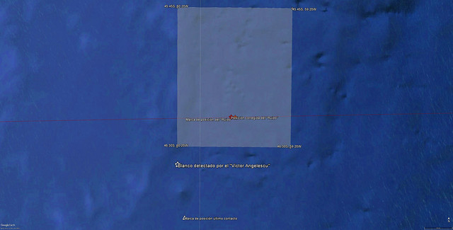 ARA San Juan - Área de Búsquedas