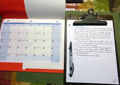 December 2017 Diary