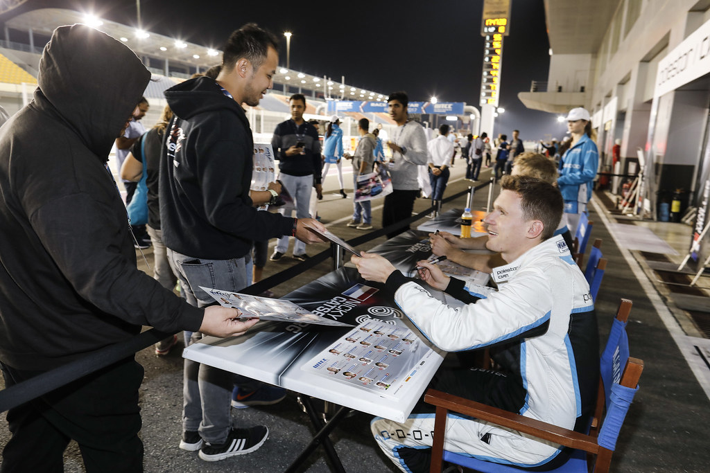 CATSBURG Nicky, (ned), Volvo S60 Polestar team Polestar Cyan Racing, ambiance portrait during the 2017 FIA WTCC World Touring Car Championship race at Losail  from November 29 to december 01, Qatar - Photo Francois Flamand / DPPI