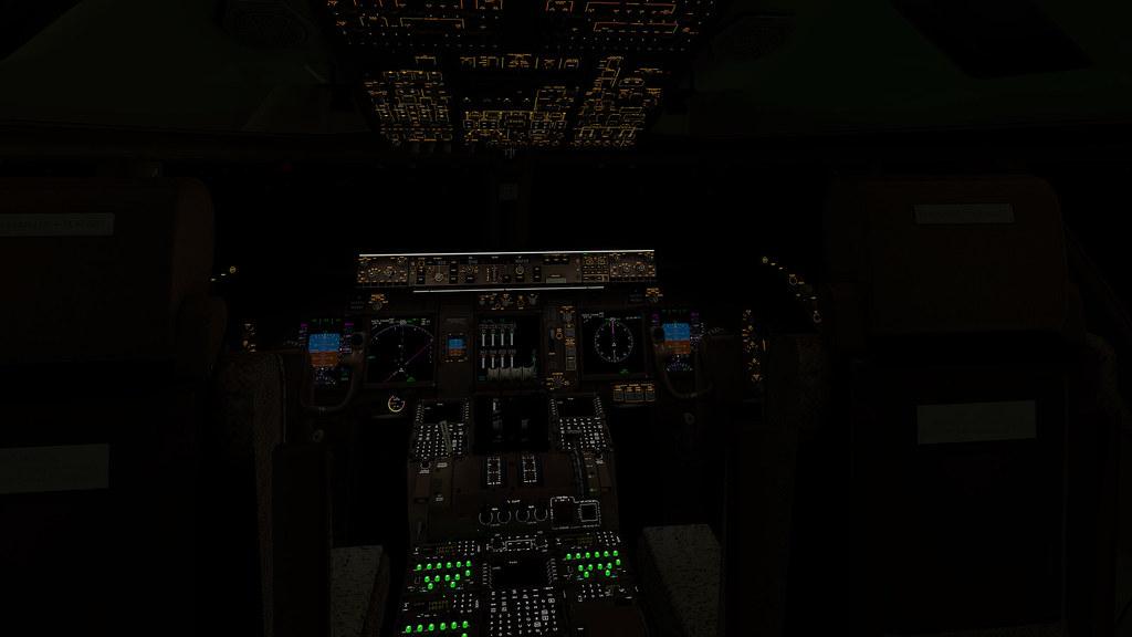 Novas texturas para o cockpit do 747-800 da SSG 38814319791_924cff3f57_b