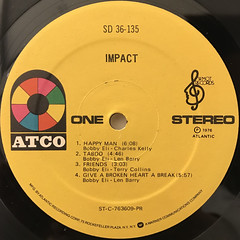 IMPACT:IMPACT(LABEL SIDE-A)