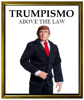 Donald Trump: Above the Law?