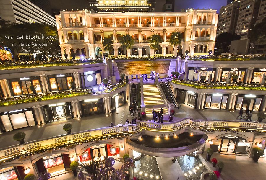 香港1881耶誕節造景夜景07