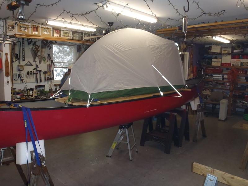 Live aboard motor canoe project - Canoetripping net Forums