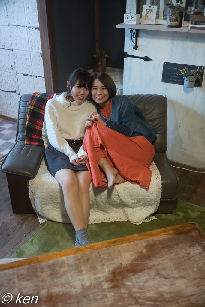 20171029 Naoko & Satsuki by hyakushiki100
