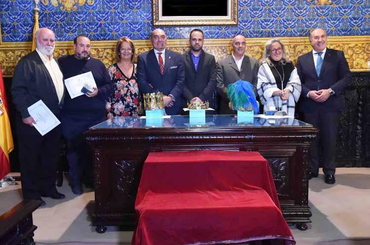 PRESENTACIÓN DE LOS REPRESENTANTES REYES MAGOS EN ALGECIRAS4