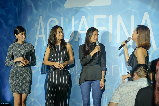 Patty Villegas - The Lifestyle Wanderer  - Aquafina - Philippines- Pia Wurtzbach - Maureen Wroblewitz - Kelly Misa - Mikaela Martinez -3