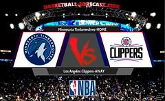 Minnesota Timberwolves-Los Angeles Clippers Dec 3 2017